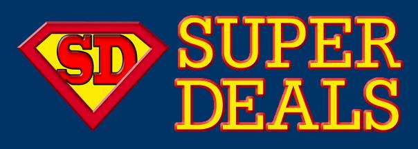 Super Deals Sales Event