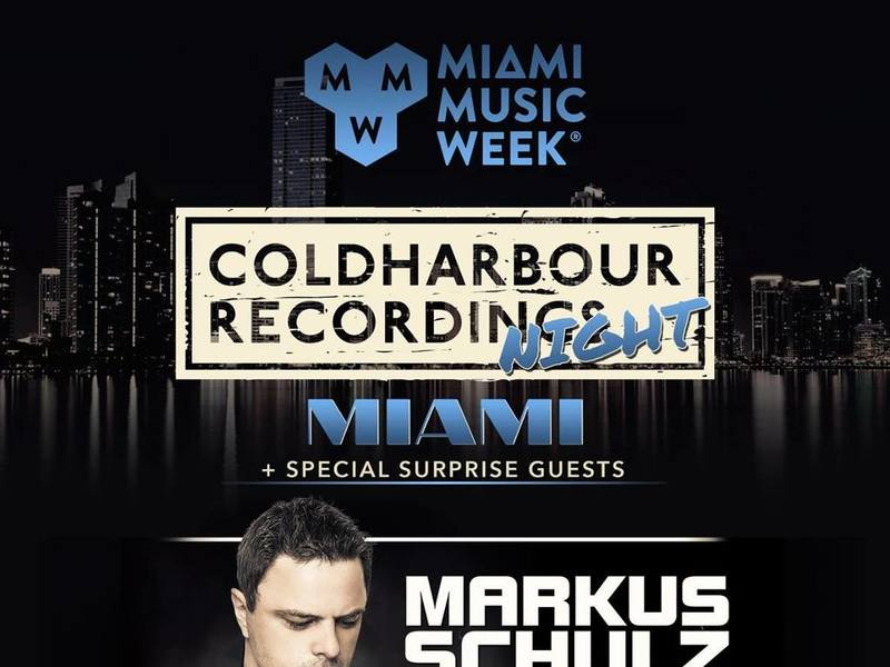 Coldharbour Recordings Night (Main Room)