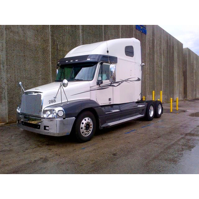 Freightliner Century with mesh grille