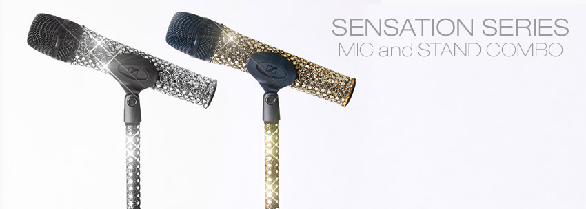 SENSATION WIRELESS STAND SLEEVE AND MIC SLEEVE COMBO