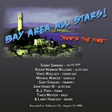 "Bay Area All Stars! ""Now's the Time"" photo NowstheTime.jpg"