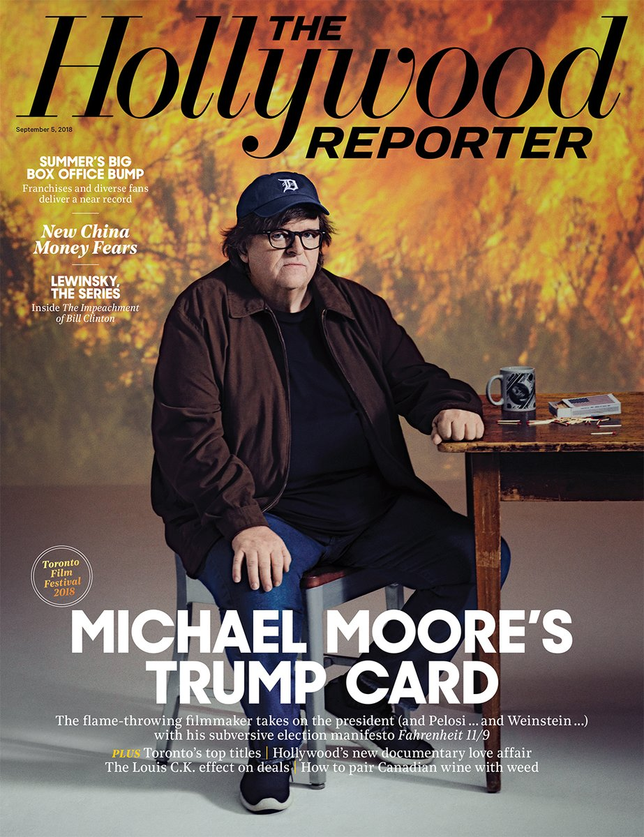 FAHRENHEIT 11/9   a note from Michael Moore | MICHAEL MOORE