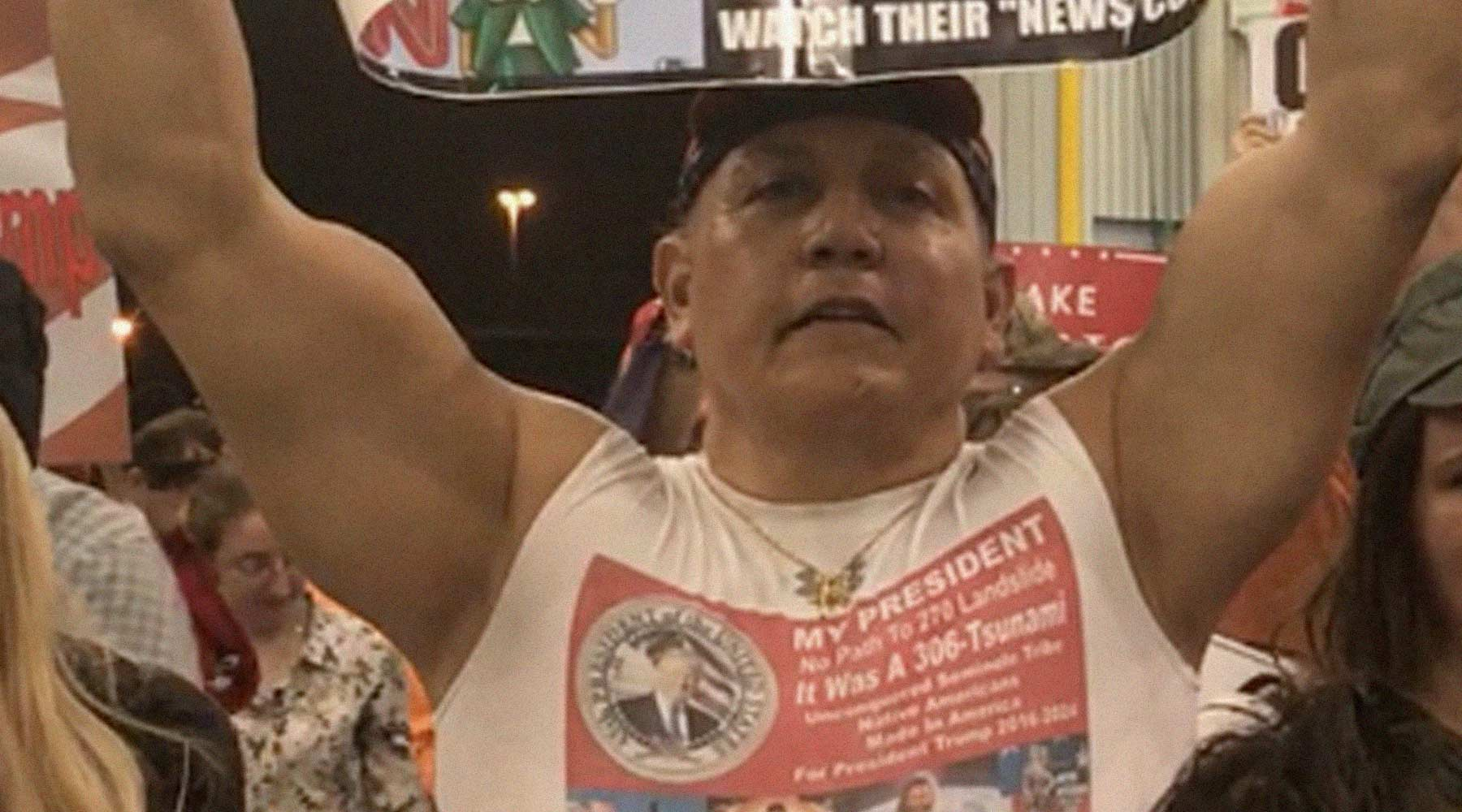 The Day We Were Face to Face with Cesar Sayoc While Making Our Movie