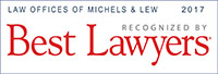Michels and Lew SuperLawyers Award