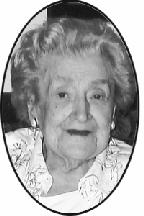 Loving grandmother of Eric, Julianne (<b>Nick) Sahabi</b>, and great-grandmother of ... - 1995123-01.eps