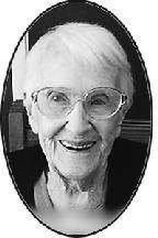 HELEN ELIZABETH McCARTER