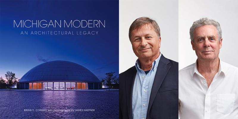 Michigan Modern: An Architectural Legacy Book Launch
