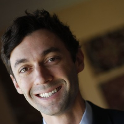 Photo of Jon Ossoff