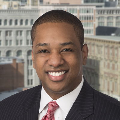 Photo of Justin Fairfax