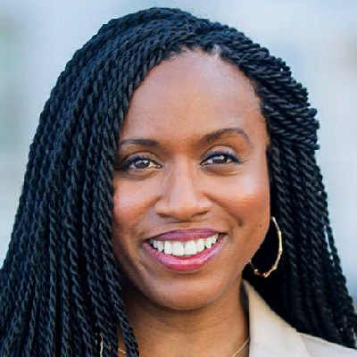 Photo of Ayanna Pressley