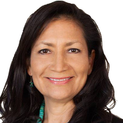 Photo of Debra Haaland