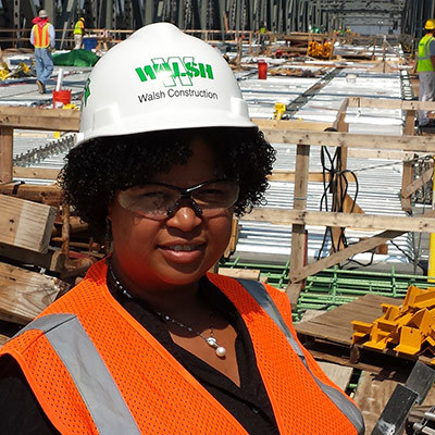 Photo of Maria Chappelle-Nadal