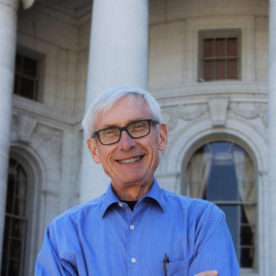 Photo of Tony Evers