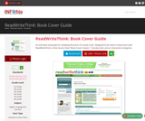 ReadWriteThink: Book Cover Guide