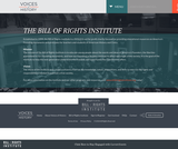 Voices of History by the Bill of Rights Institute