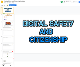 Digital Safety and Citizenship Modules