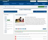 Grade 3 Module 4: Multiplication and Area