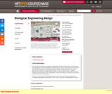 Biological Engineering Design, Spring 2010