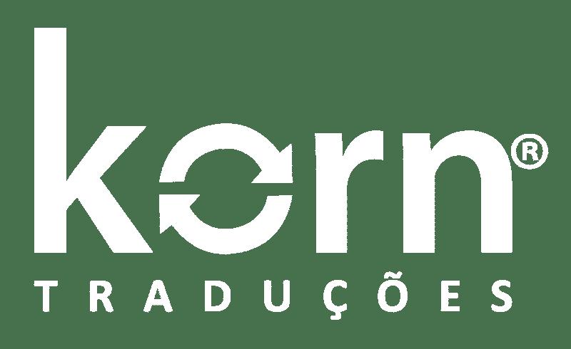 logo da empresa de traduções - Korn Traduções[:]