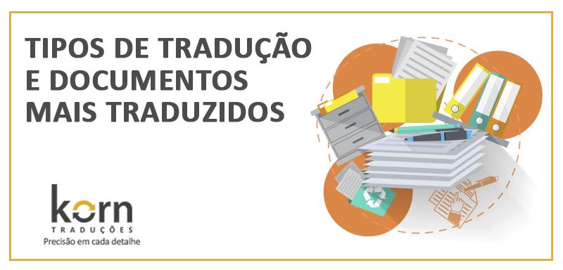 O serviço de tradução é útil em diversas situações. Muitas vezes, precisamos traduzir documentos pessoais ou até contratos corporativos.