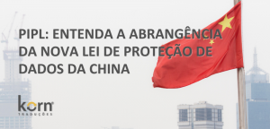 Proteção de Dados China