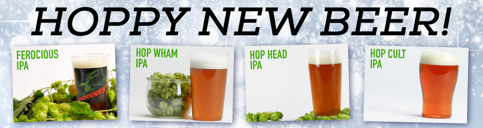 Hoppy New Beer