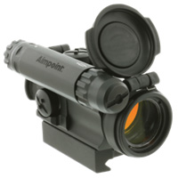 AIM-200350<br>Aimpoint Comp M5 AAA Battery Powered Red Dot Sight