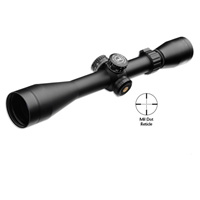 LEU-115390<br>Leupold Mark AR MOD 1 3-9x40mm, Mil Dot Reticle