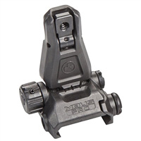 MAG276<br>MagPul MBUS Pro Back-up Rear Sight, black