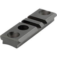 MI-308-2.5QD <br>MI 2.5 Inch Rail Section with QD Socket for .308 SS Series Handguard, Aluminum