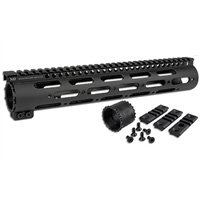 MI-308G2SS12  <br> D.P.M.S. .308 GII Rifle SS-Series One Piece Free Float Handguard 12-inch Rifle Length