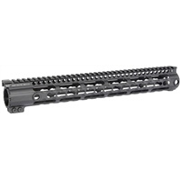 MI-308G2SSK15 <br> D.P.M.S. .308 GII Rifle KeyMod One Piece Free Float Handguard, 15-inch Rifle Length