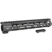 MI-308G2SSM12 <br> D.P.M.S. .308 GII Rifle One Piece Free Float Handguard, M-LOK(TM) Compatible 12-inch Rifle Length