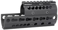 MI AK-SSK<br> KeyMod Universal Handguard With Standard Topcover, black