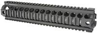 MI-AR10RHG2<br> MI AR-10 Gen2 Two Piece Handguard, Rifle Length