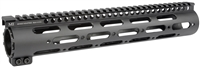 MI-AR10SS12A- MI AR10 12-inch Rifle SS Series One Piece Free Float