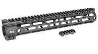 MI-AR10SSM15 MI Armalite AR10 One Piece Free Float Handguard, M-LOK(TM) compatible