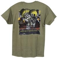 MI Mens T-Shirt, OD