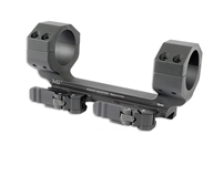 MI-QD30SMHD-BLK<br>MI 30MM Heavy Duty QD Scope Mount, Zero Offset Black