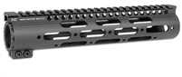 MI-SS10G2-BLK<br>MI Gen2 SS-Series One Piece Free Float Handguard, 10-inch Carbine, Black
