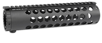 MI-SS9-FDE<br>MI SS-Series One Piece Free Float Handguard, 9-inch Mid Length, Flat Dark Earth