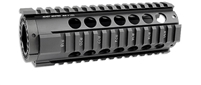 MI-T7-FDE<br>MI T-Series One Piece Free Float Handguard, 7-inch Carbine, Flat Dark Earth