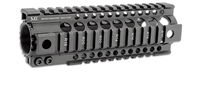 MI-T7G2-FDE<br>MI Gen2 T-Series One Piece Free Float Handguard, 7.25-inch Carbine, Flat Dark Earth
