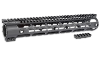 MI-WW308SSK15<br>MI Windham Weaponry .308 SS-KeyMod Series One Piece Free Float Handguard, <br>15-inch Rifle Length