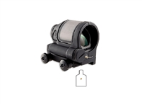 TRI-SRS01<br>Trijicon SRS (Sealed Reflex Sight) with thumbscrew mount