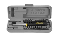 WH664-507<br>Wheeler Space Saver Gunsmithing Screwdriver Set