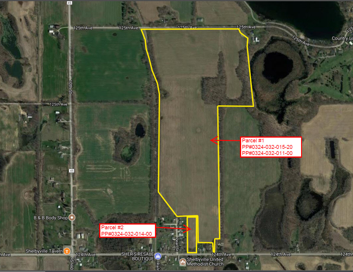 LAND AUCTION: Robert Jack Warner Estate