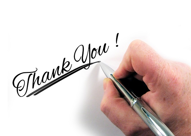 Thank you Miedema Auctioneering, Inc.