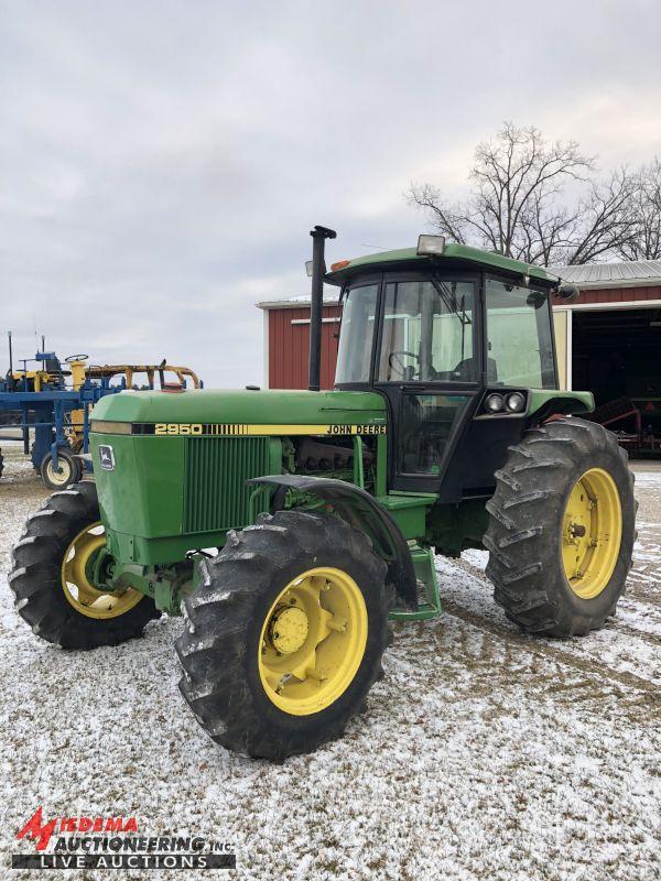 Pine Boarder Farm Equipment