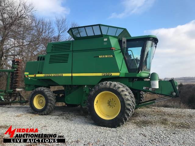 Jeff Ditmire Farm Equipment – Retirement Auction